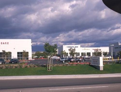 Irvine Auto Care Plaza